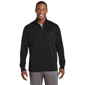 Sport-Tek� Men's Sport-Wick� Fleece Full-Zip Jacket